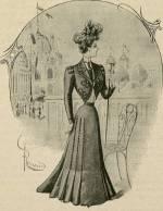 "Costume ""Léontine"""