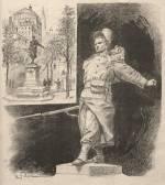 Le monument du sergent Blandan