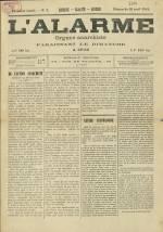 (dimanche 20 avril 1884)